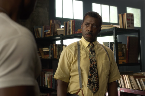 Uncle George Lovecraft Land Hbo Courtney B Vance