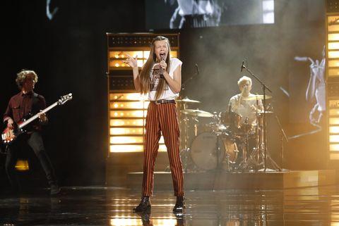 Courtney Hadwin on 'America's Got Talent'