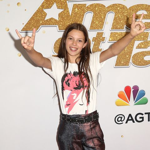 Courtney Hadwin Reportedly Signed a Record Deal Thanks to 'America's Got Talent' Judge Simon Cowell