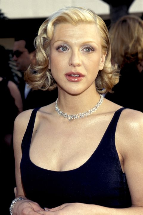 best 90s makeup looks The 54th Annual Golden Globe Awards