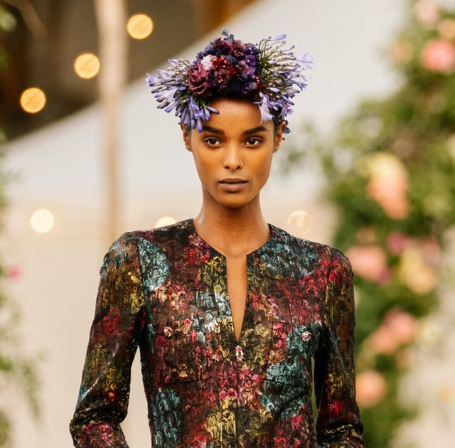 couture hair trends