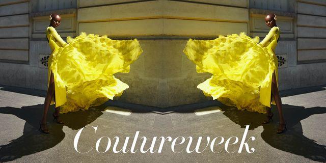 paris haute couture week 2020, online
