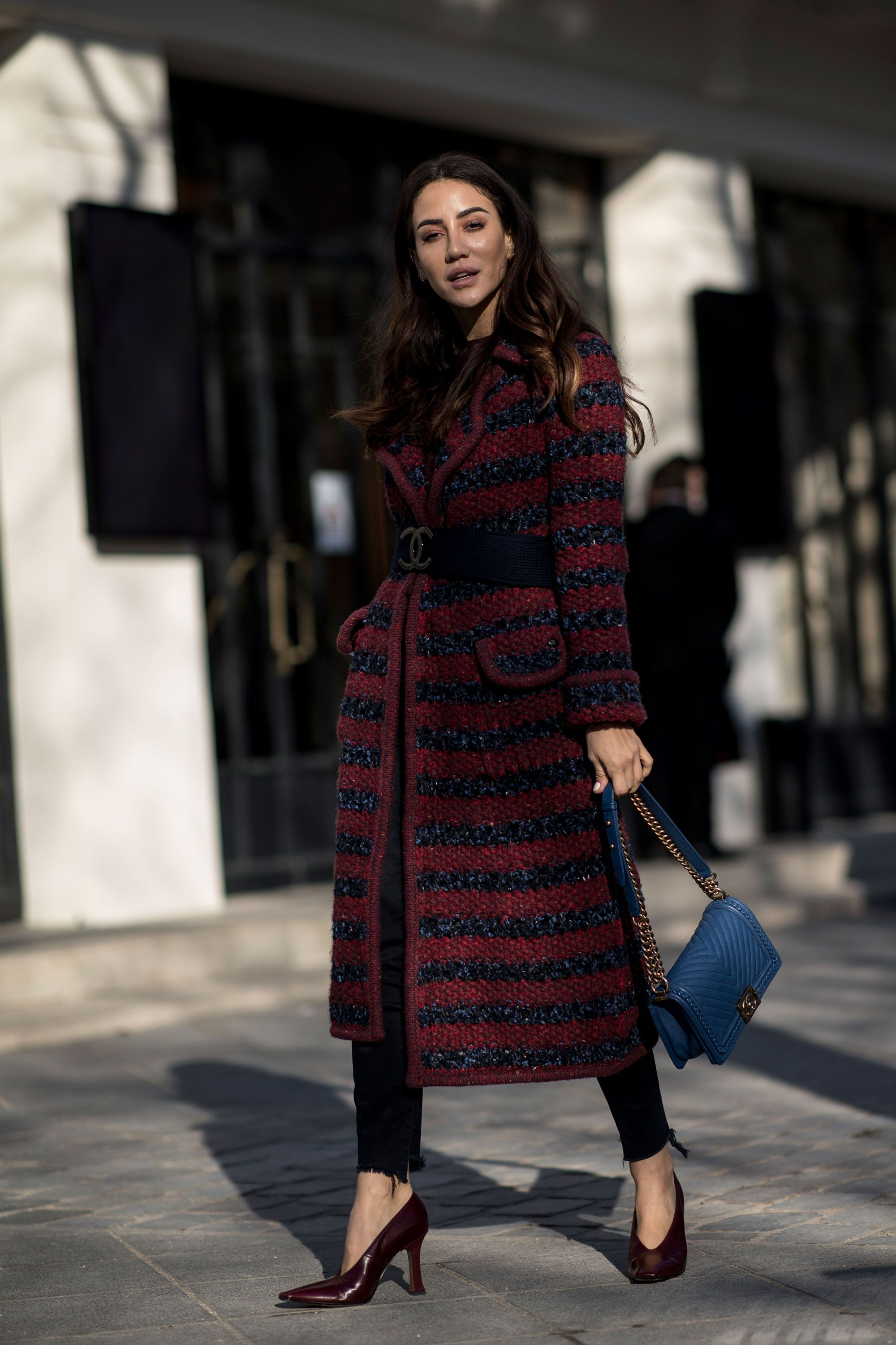 6a60bdaf91 The best street style from Couture Fashion Week – Street style inspiration  from Paris