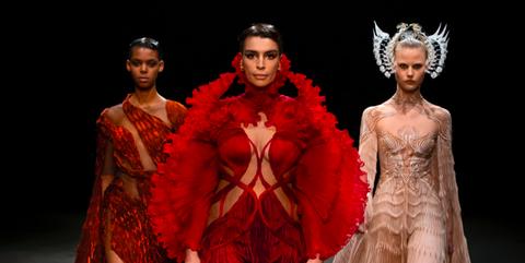 iris van herpen couture show