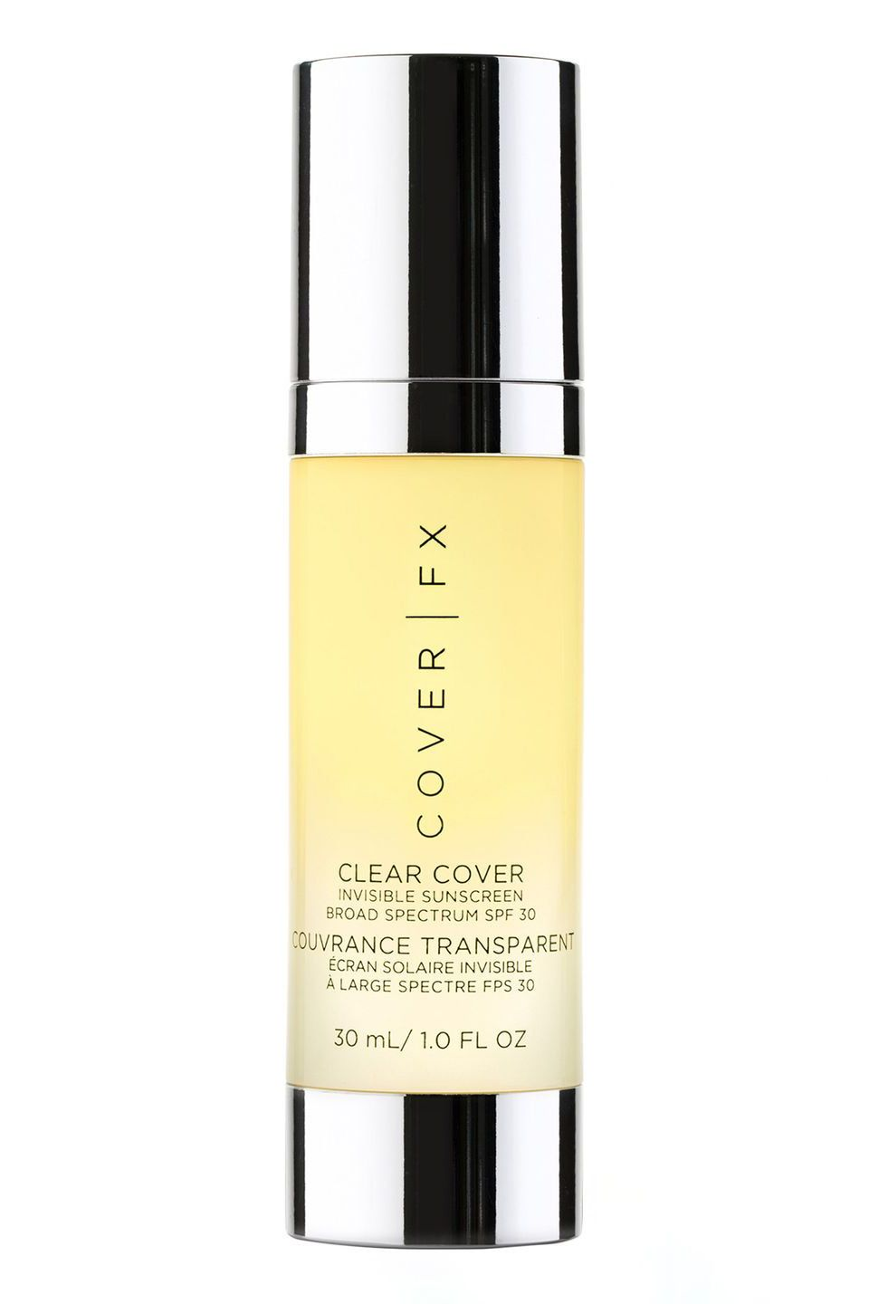 Cover FX Clear Cover Sunscreen