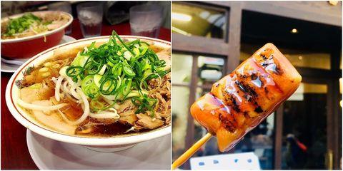 京都,美食,自由行,推薦,排隊,甜點,抹茶,拉麵