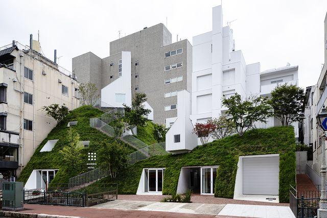 Il nuovo Shiroiya Hotel, progettato da Sou Fujimoto