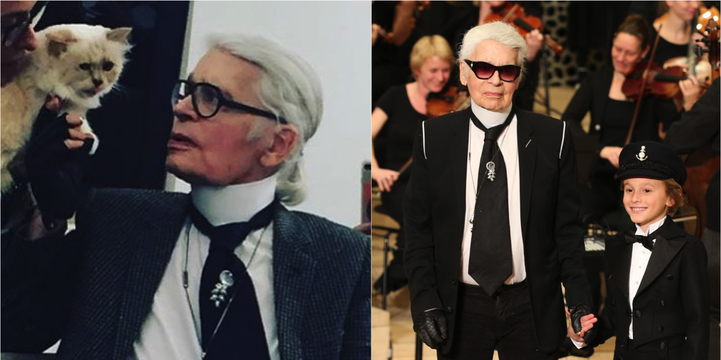 Karl Lagerfeld 卡爾拉格斐
