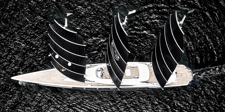 Black Pearl, Oceanco