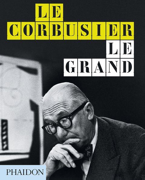 Le corbusier le grand book cover