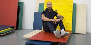 Juan Garcia Mosqueda, fondatore della galleria di design Chamber