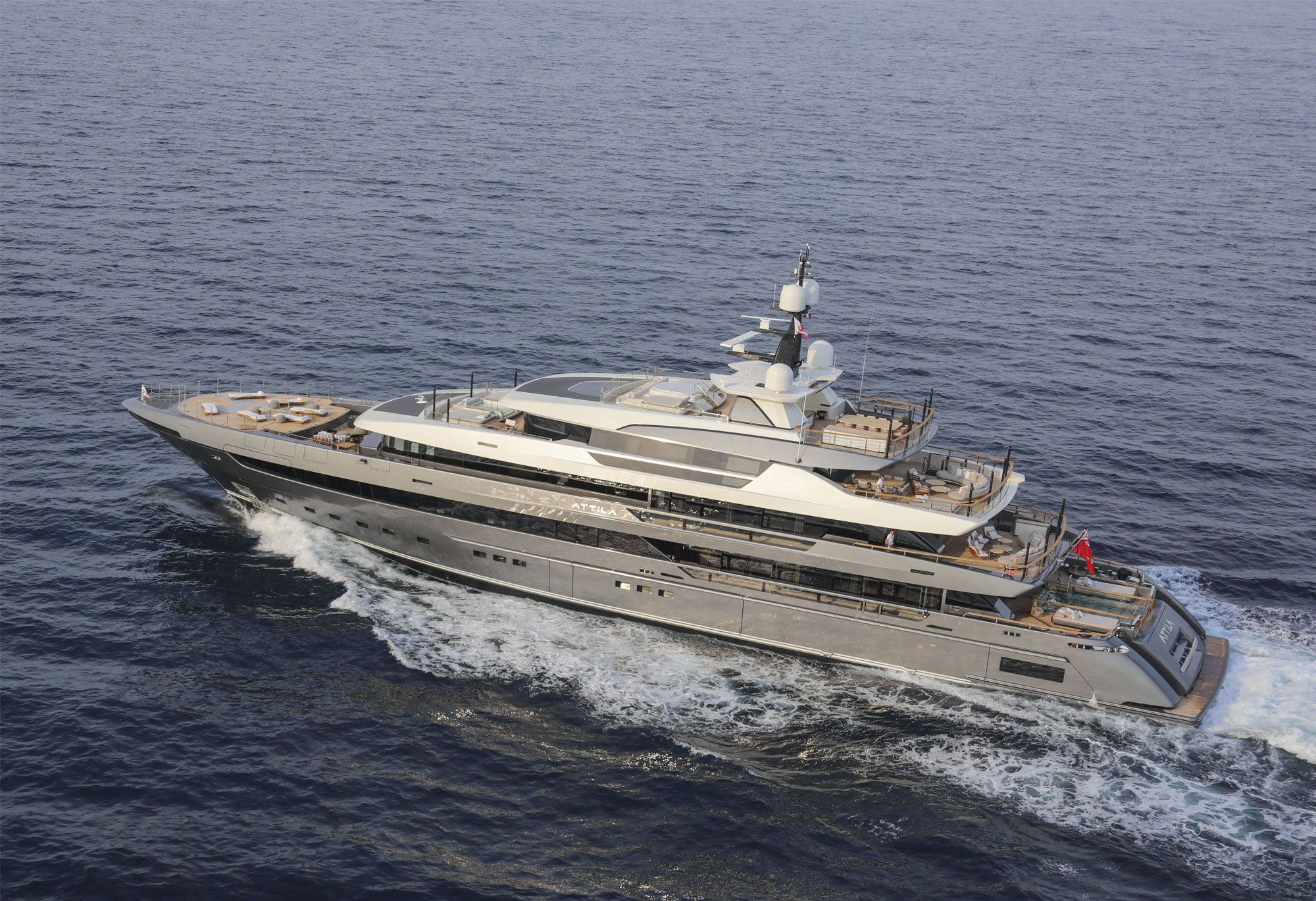Daydreaming of Dreamboats at the Monaco Yacht Show