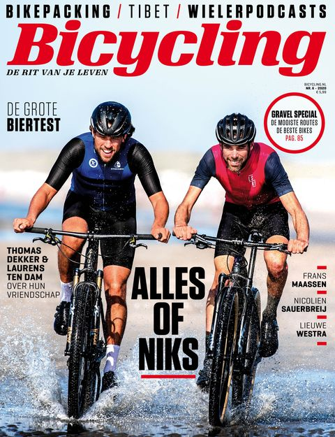 bicycling nummer 6  2020 is uit