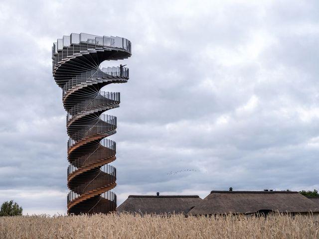 la marsk tower firmata dallo studio big di bjarke ingels