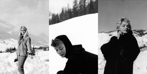 Winter, Photograph, Snow, Youth, Monochrome, Jacket, Monochrome photography, Black-and-white, Ice cap, Reading,
