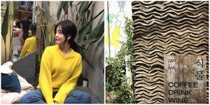 首爾, 韓妞, 首爾熱門景點, 首爾打卡, 植物咖啡