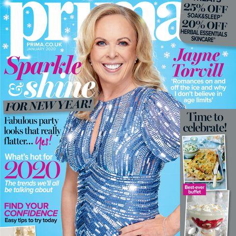 Prima January 2020 Jane Torvill