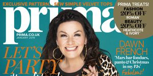Dawn French interview Christmas day tips