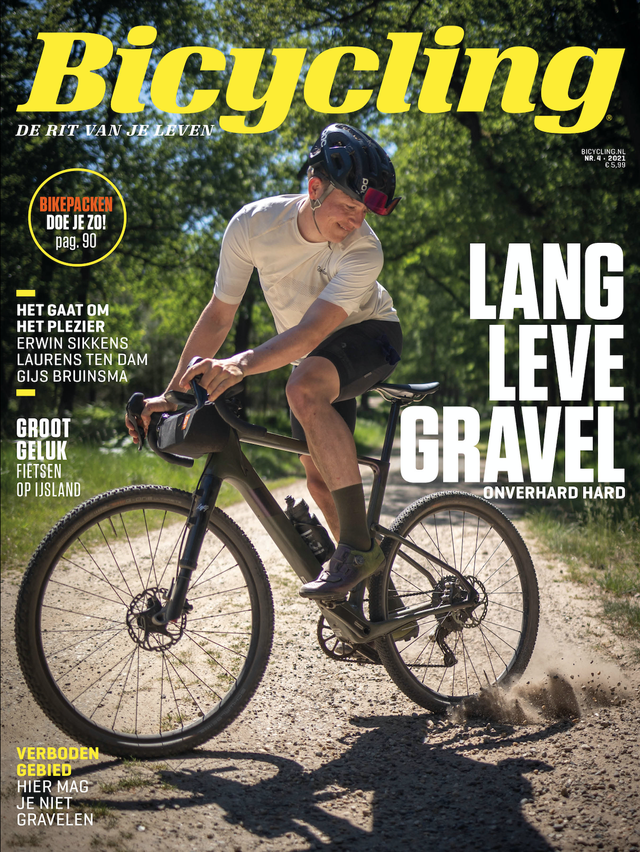 bicycling lang leve gravel