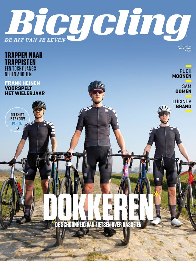 bicycling nummer 2 is uit