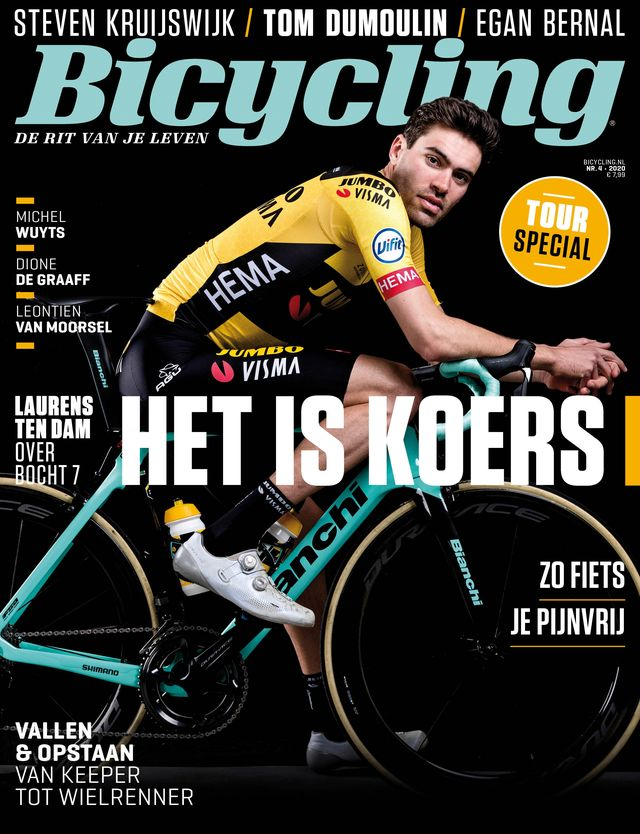 bicycling tour special   tom dumoulin