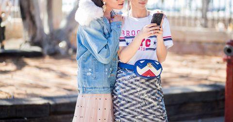 Street fashion, Clothing, Denim, Jeans, Fashion, Textile, Sleeve, Flag, Outerwear, Photography,