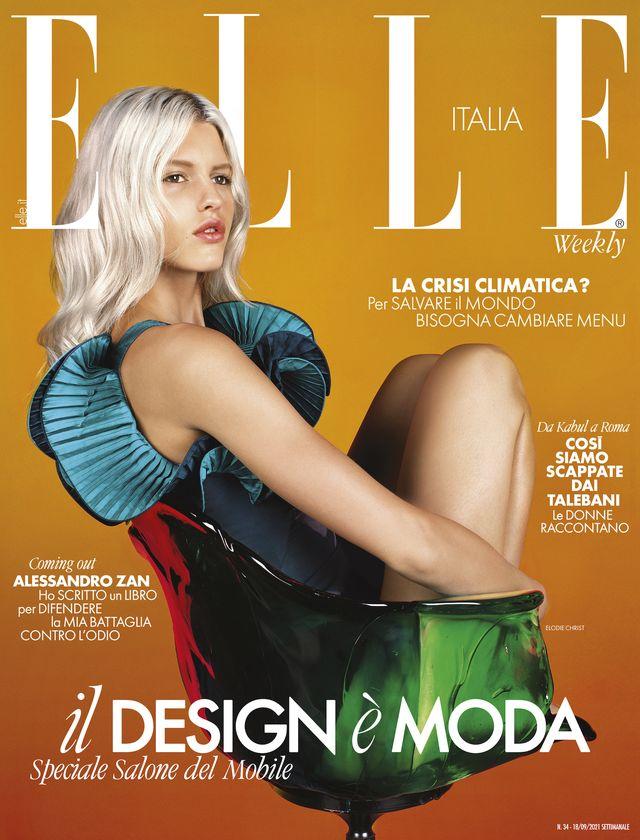copertina elle italia 6 settembre 2021