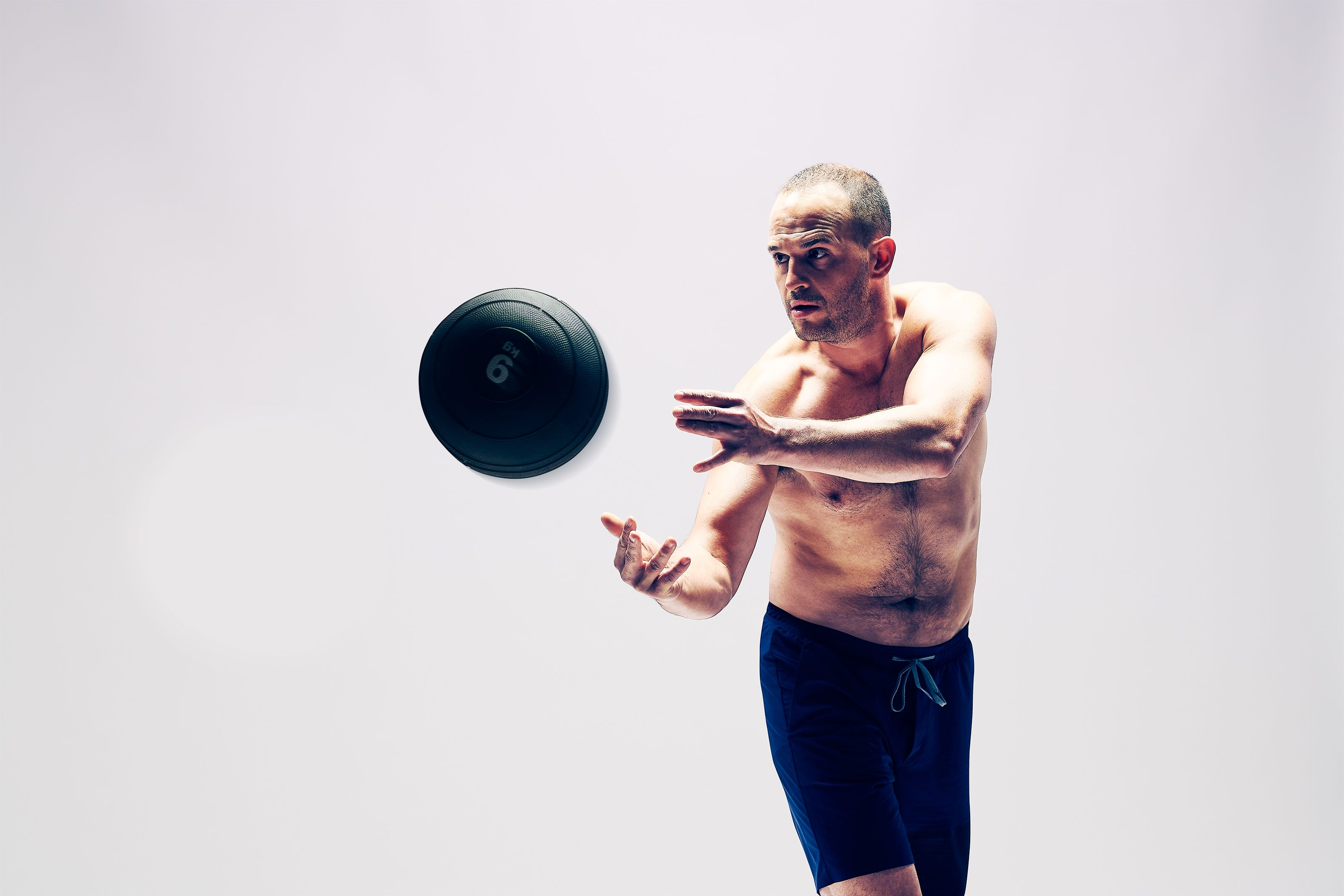 This Guy Shared How He Got Into the Best Shape of His Life at 43