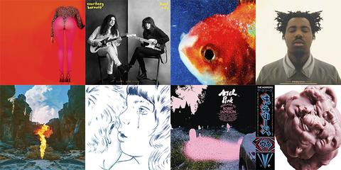 d567f7a566c Best albums last month - best new music 2017