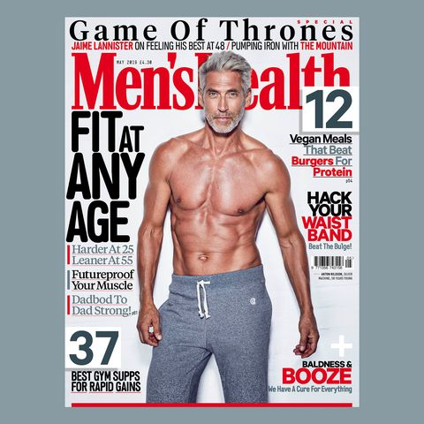 5 Reasons To Buy The May Issue Of Mens Health Uk