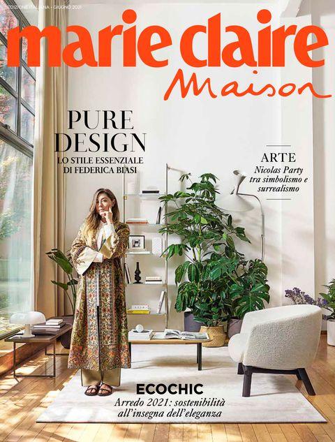 lorenzo pennati, marieclaire maison italia, cover, giugno 2021