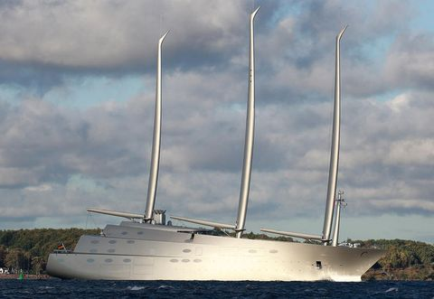 Philippe Starck S Sailboat Of Tomorrow
