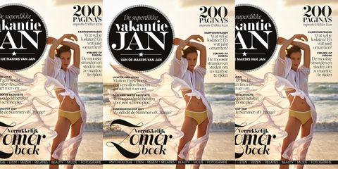 cover vakantiejan zomer 2021