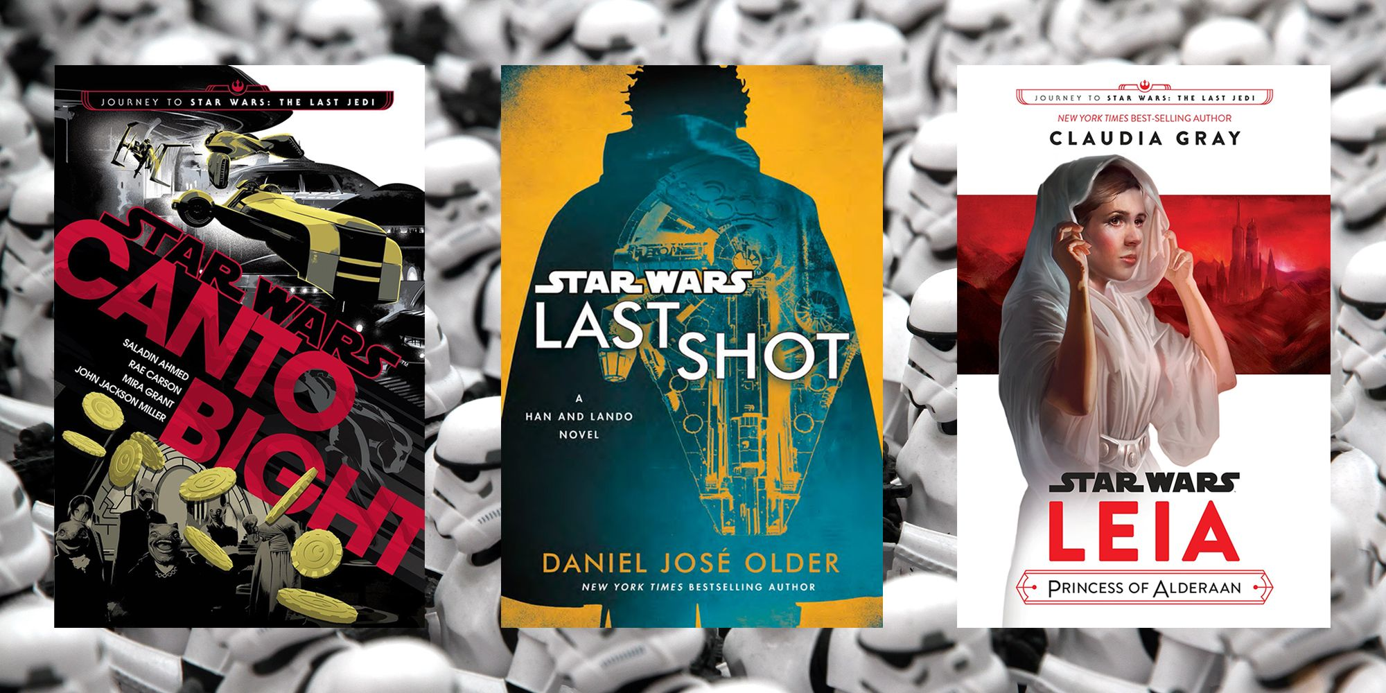 May the 4th Be With You: A Brief Star Wars Reading List