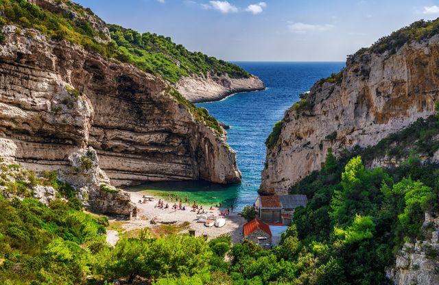croazia, vacanza in croazia