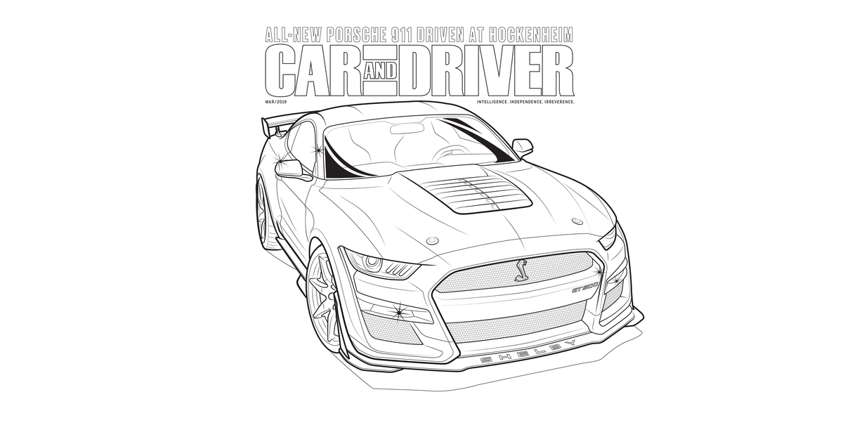 Create Your Very Own Car and Driver Magazine Cover