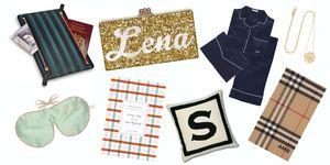 把時髦配件都加上自己的名字!全網客製小物Burberry圍巾、2020手帳本、字母手拿包⋯ �蒐羅完畢!