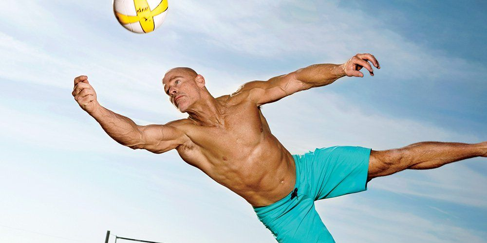 4 Men's Health Cover Guys Tell You How They Got Ripped