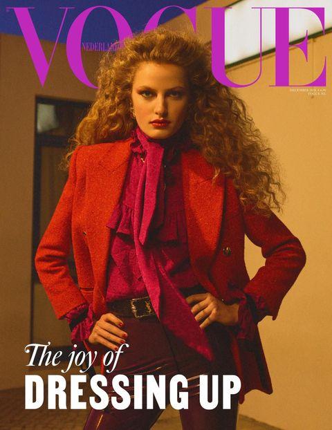 cover vogue december 2020