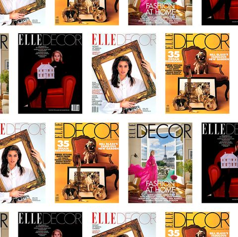 Celebrating Elle Decor S 30th Anniversary 30 Years Of Elle