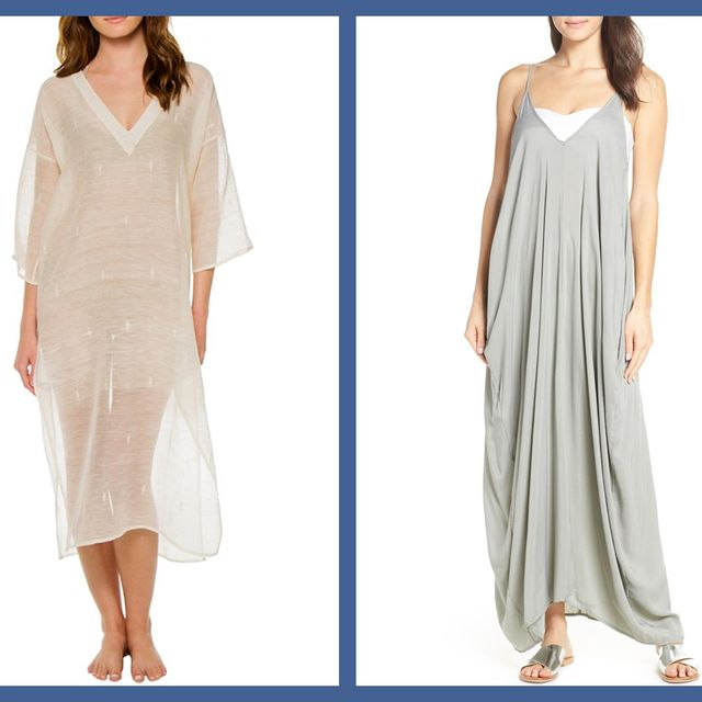 22479f1206 6 Best Caftans and Coverups for Summer 2019 - Coverups to Wear to ...