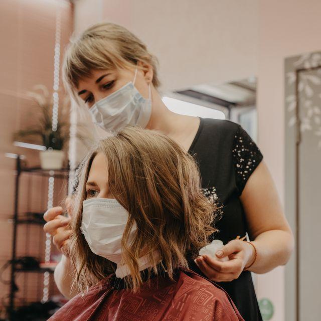 covid hair loss