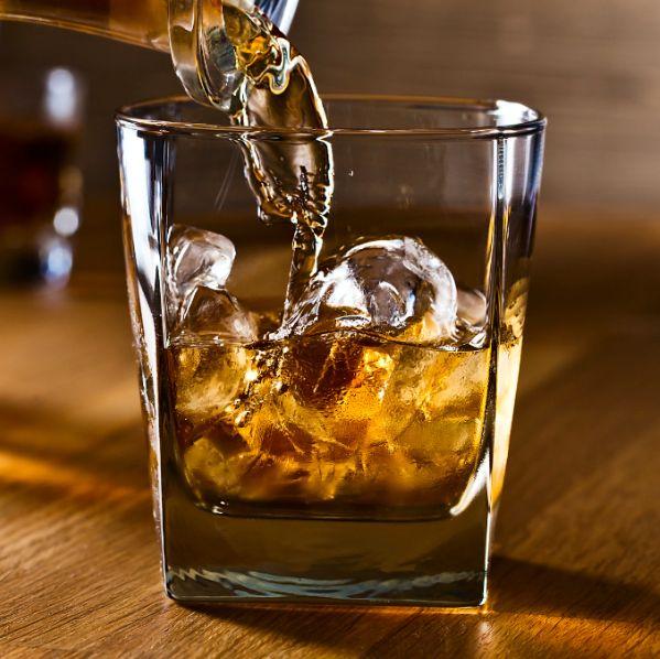 Drink, Font, Liqueur, Distilled beverage, Barware, Alcohol,