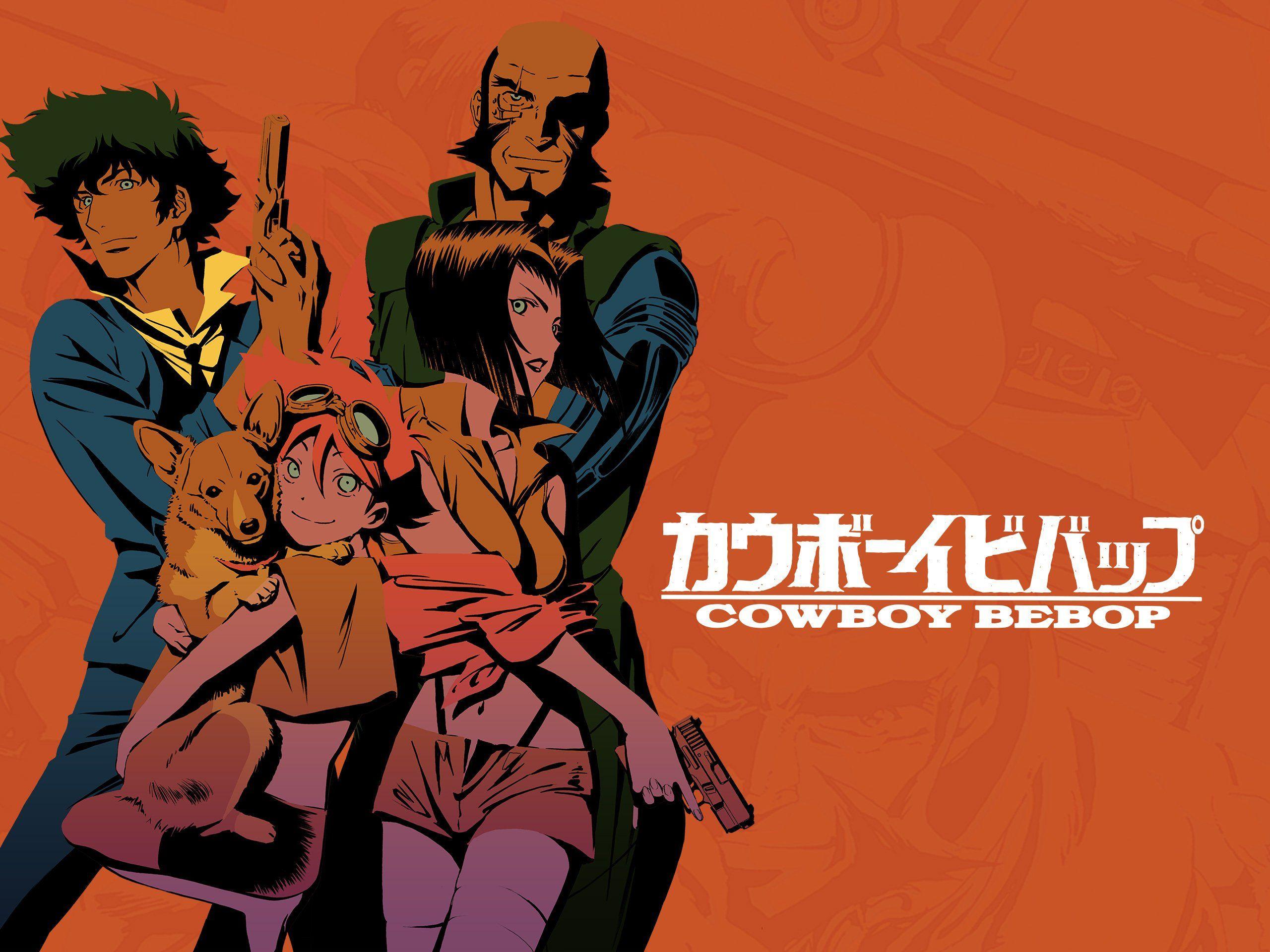 Cowboy Bebop Anime en Funimation