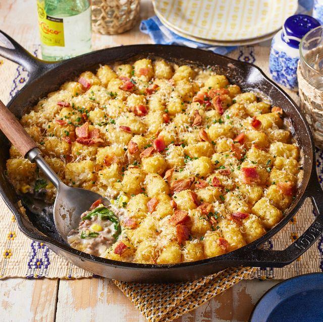 the pioneer woman's cowboy casserole recipe