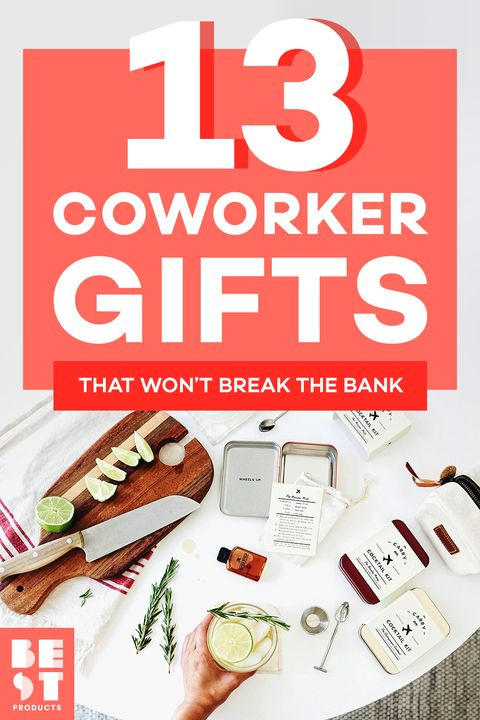 coworker gifts best 2018