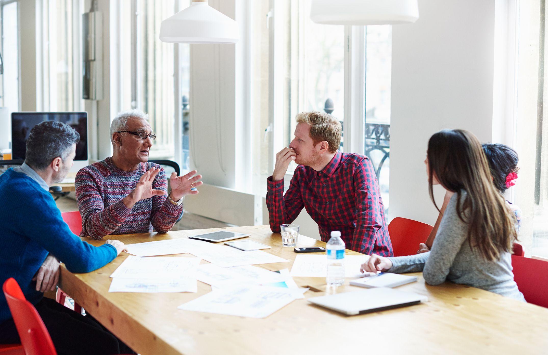 ¿Cómo gestionar el talento maduro en tu empresa?