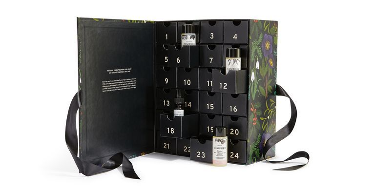 First look: Cowshed unveils its beauty advent calendar for ultimate pampering