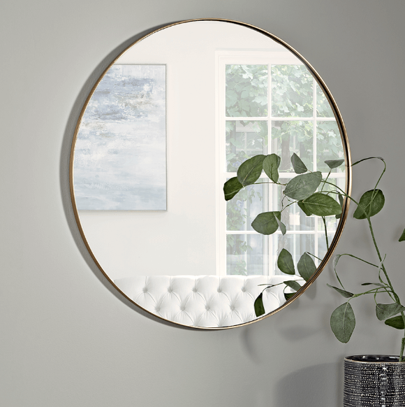 7 Hallway Mirrors To Create The Illusion Of Space