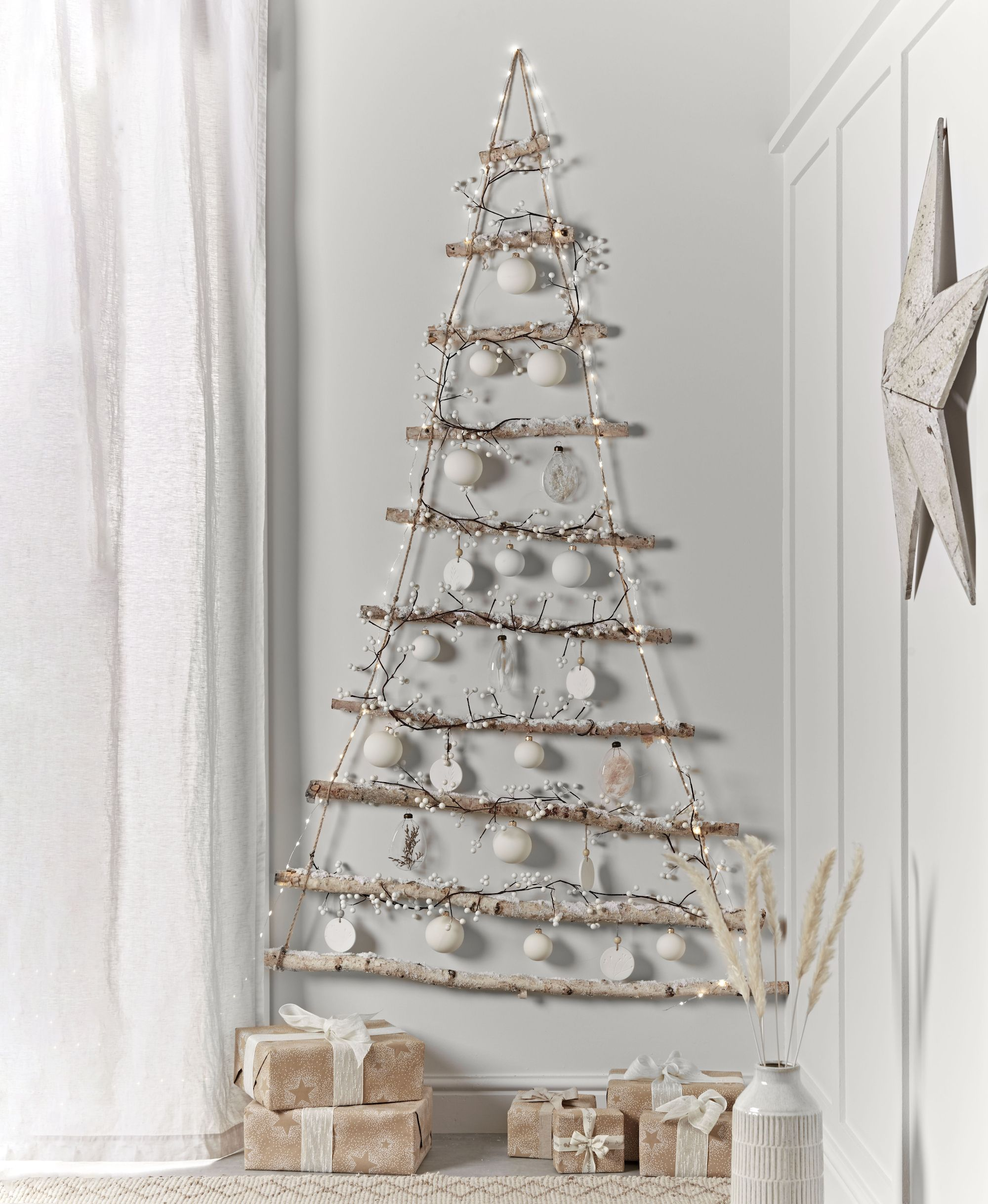 31 Innovative Christmas Tree Ideas Alternatives For Christmas Trees